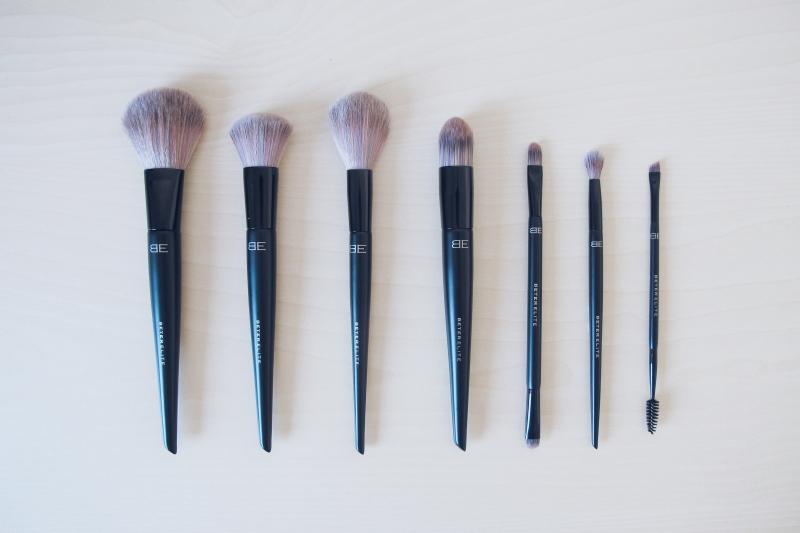 tipos brochas de maquillaje