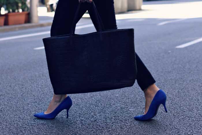 blue-heels-street-style