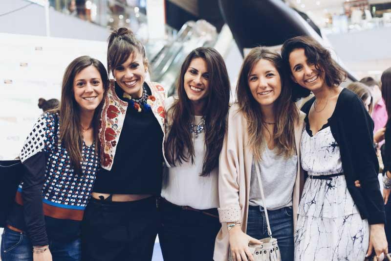evento-barcelona-bloggers-selfie-lilla-diagonal-