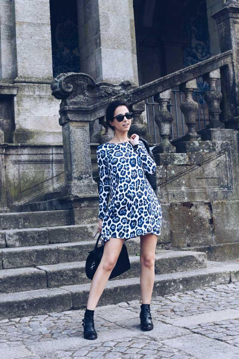 5 Oporto-Style-In-Lima-Blog-Street-Style-Asos-Leopard-Smock-Dress