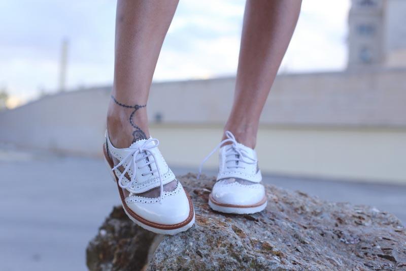 area-zapatos