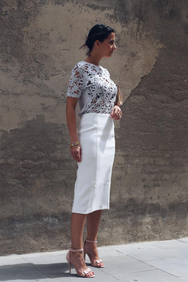 falda-lapiz-blanca-asos
