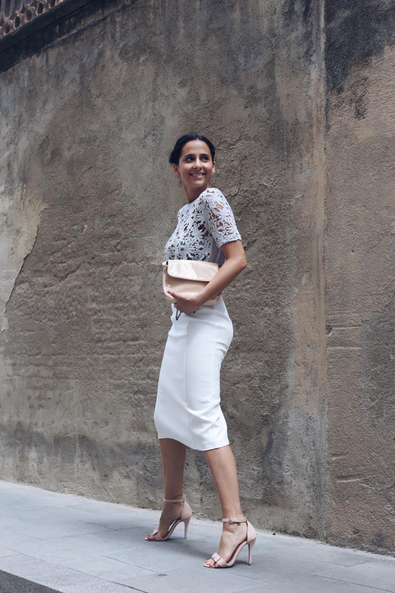 falda-tubo-blanca-asos