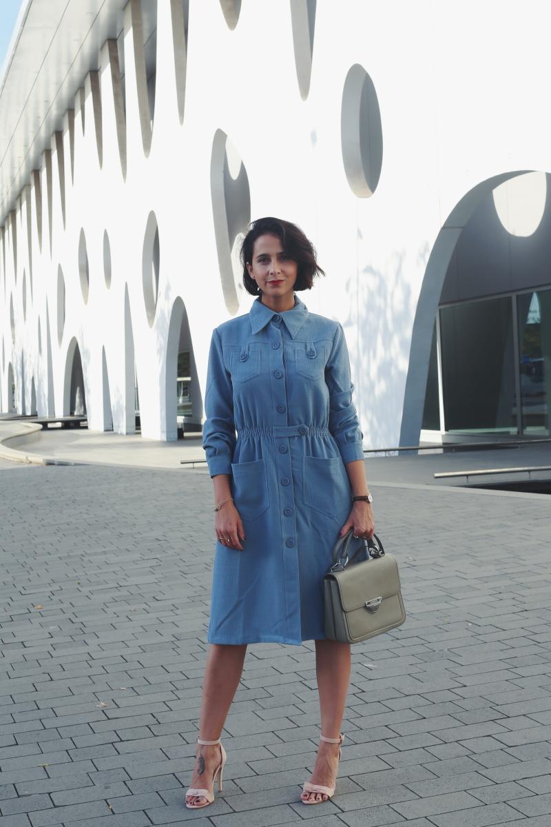 vestido-estilo-gabardina
