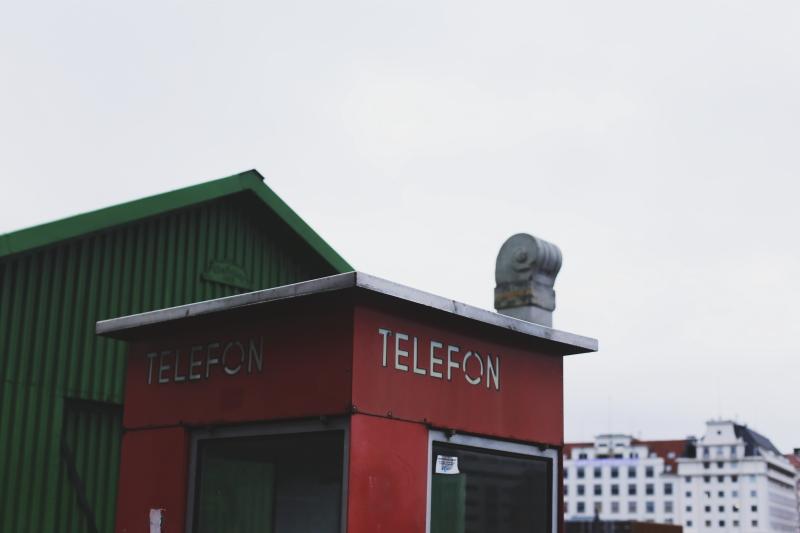 bergen-telefon