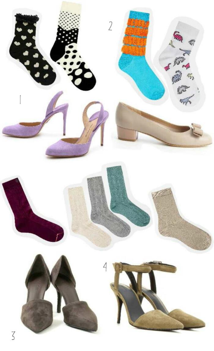 zapatos-y-medias