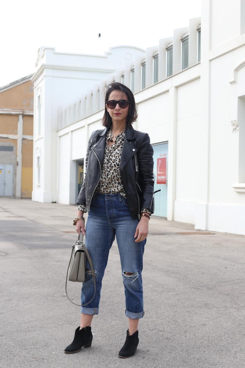 Blusa-Leopardo