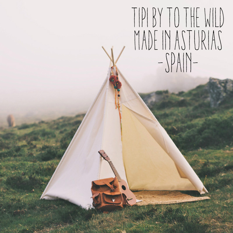 tipi to the wild