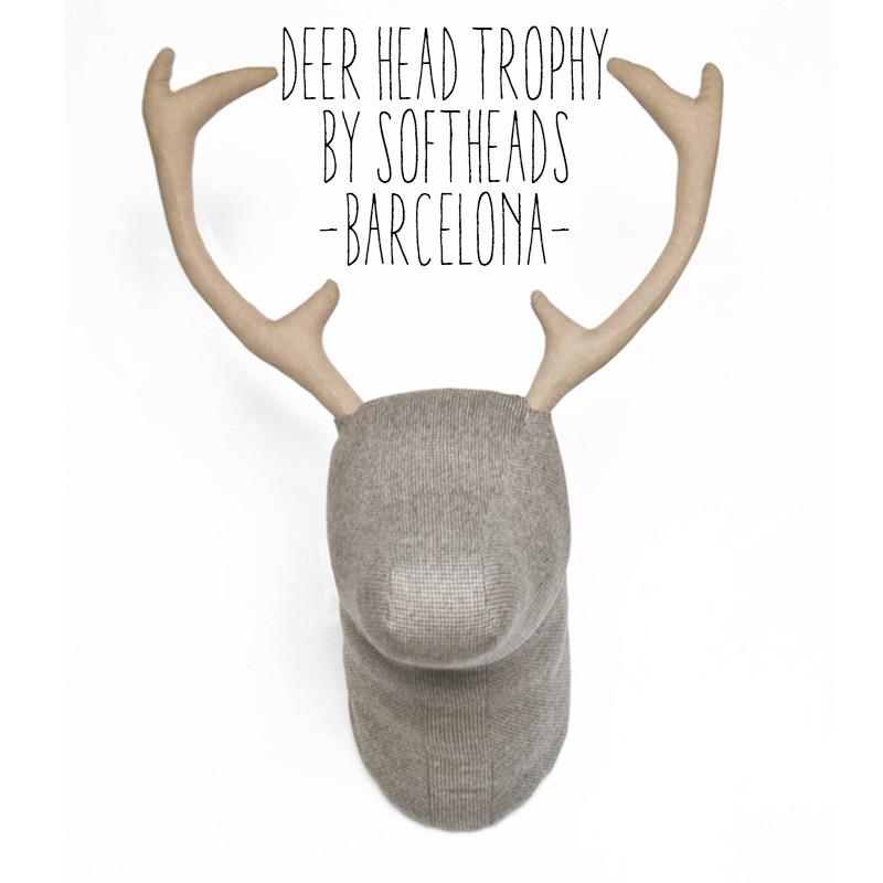 deer head softheads