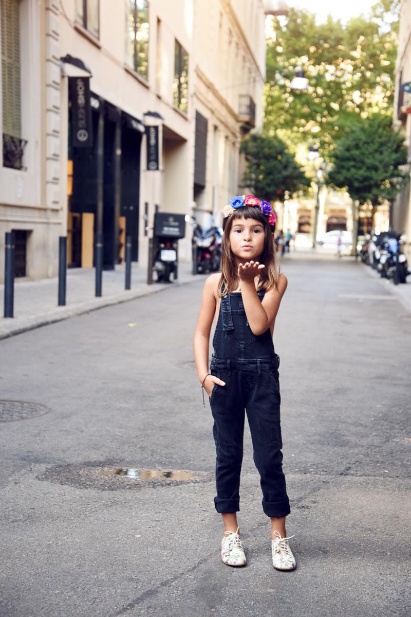 aitana en enfant street style