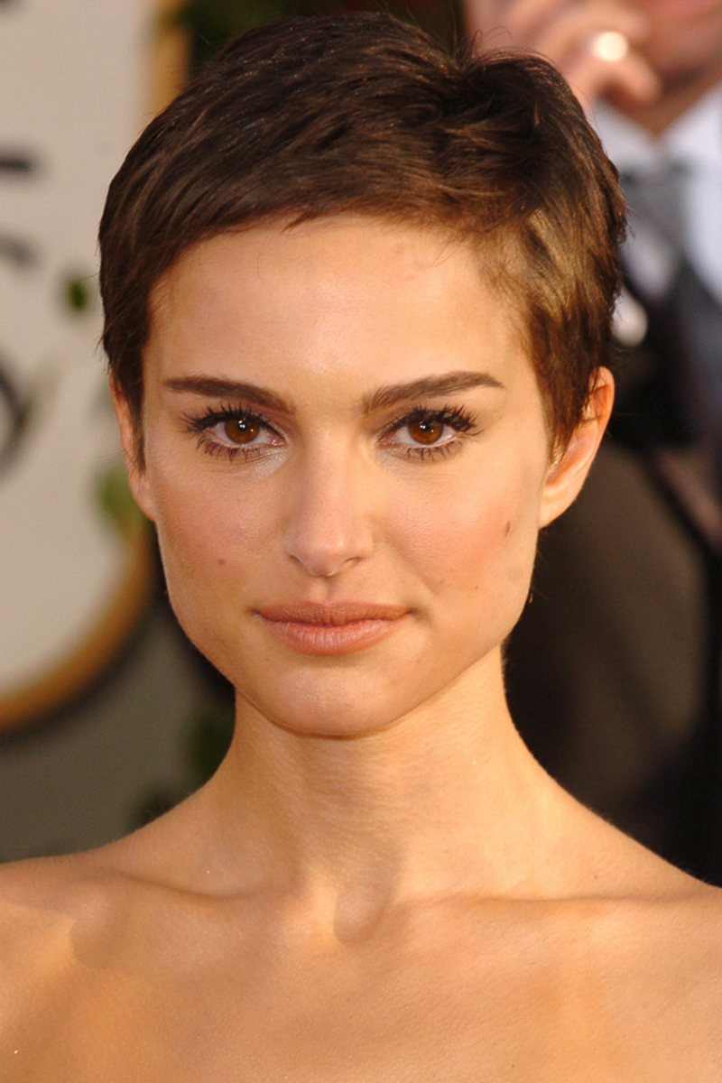 Short Cropped Hairstyles For Women Over 50 Short