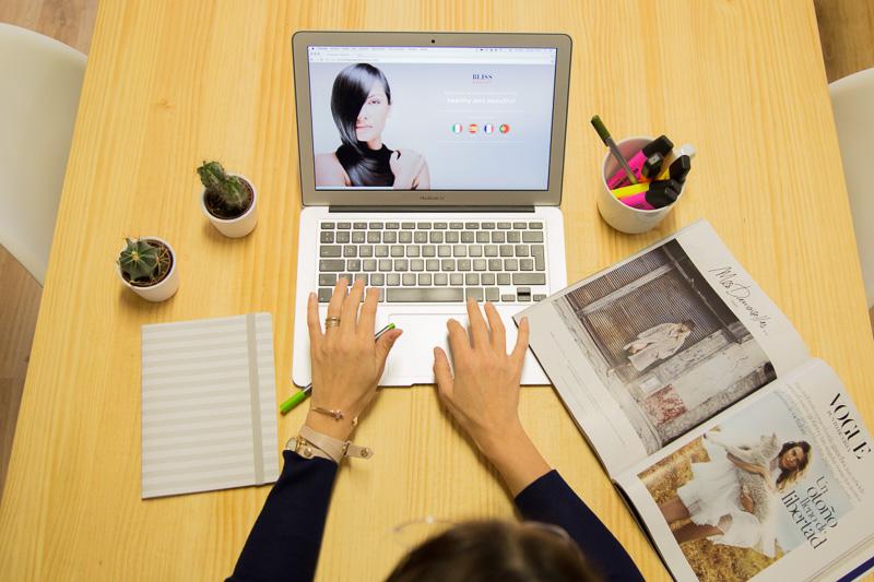 Blissbooker una web de belleza y salud
