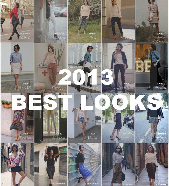 resumen de looks 2013