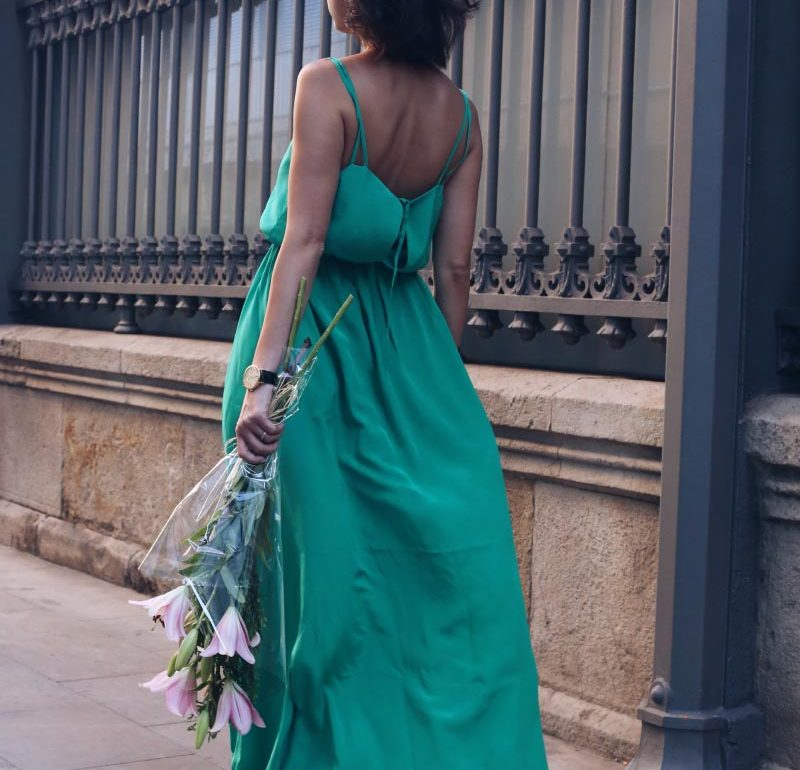 green-maxi-dress