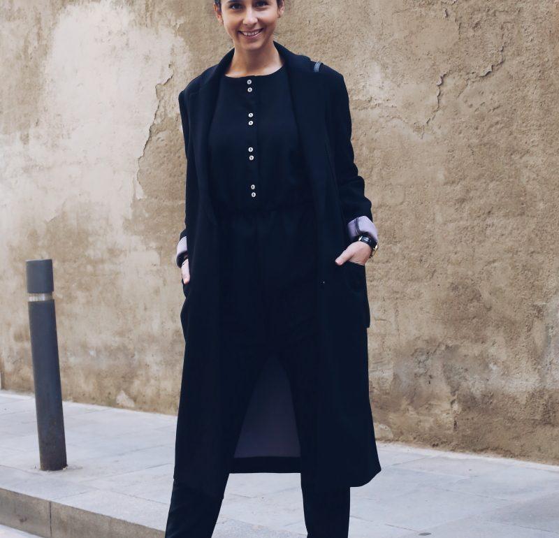 Look Style Abrigo Y Mono Lima In O7xOrCqwv