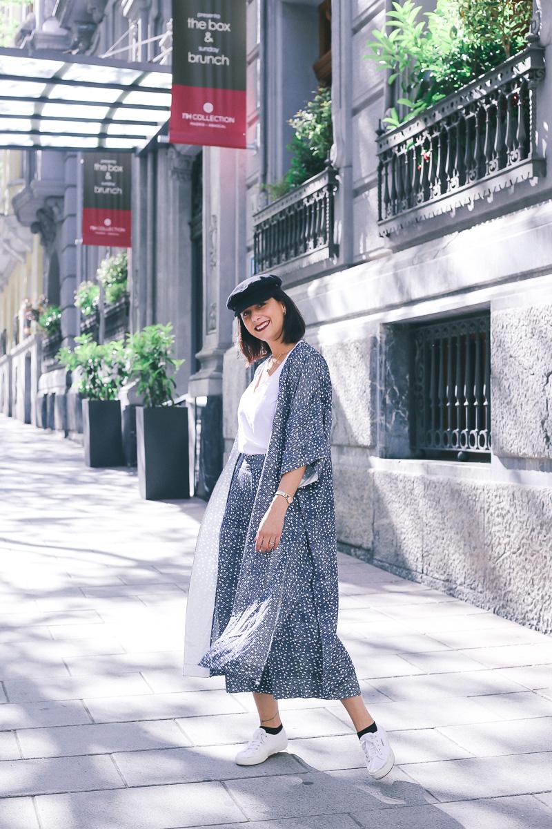 look kimono largo