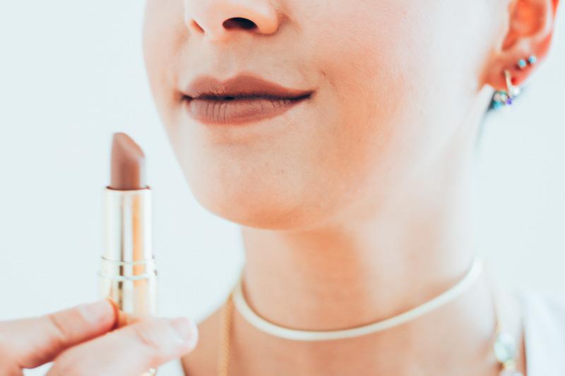 post belleza Matt Lipstick H&M