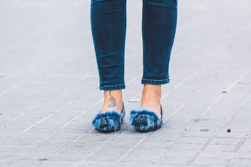 zapatos pelo de ras shoes