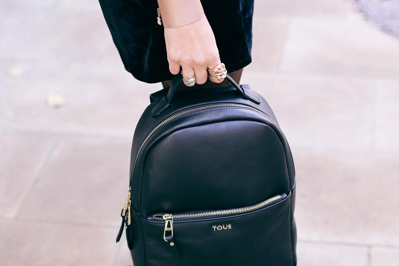 mochila colección Higgins de Tous