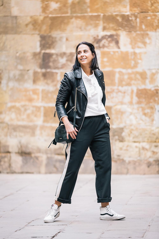pantalón raya lateral - Style in Lima