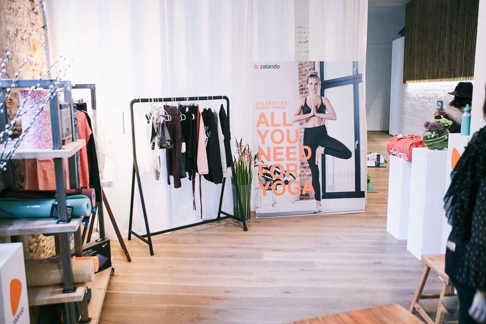 zalando loves yoga