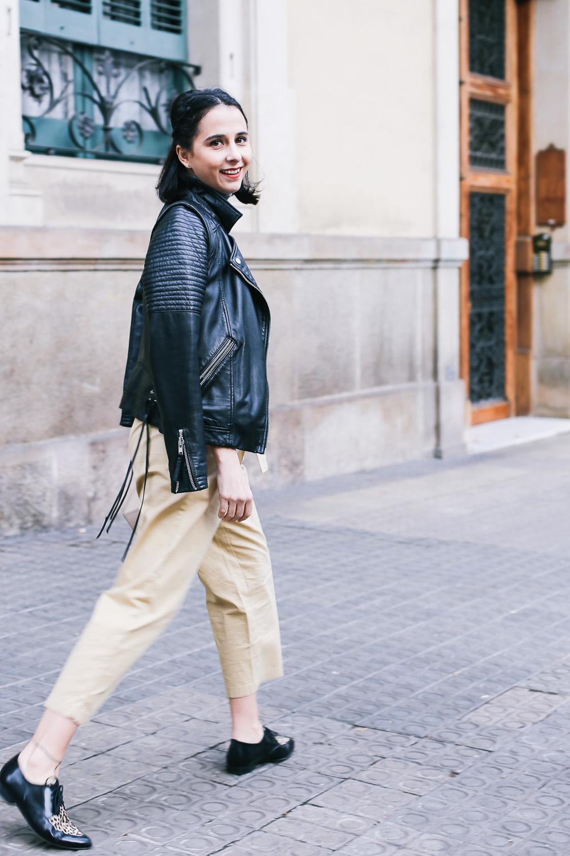 blogger barcelona street style styleinlima