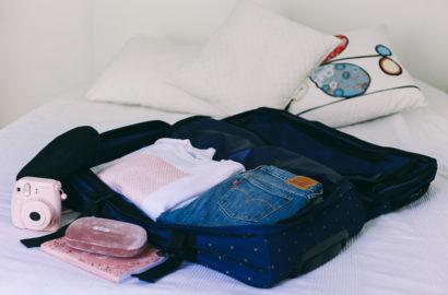 mi equipaje imprescindible para viajar