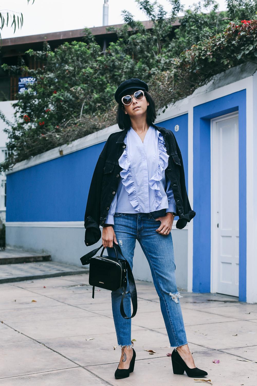 style in lima vaquero de otoño