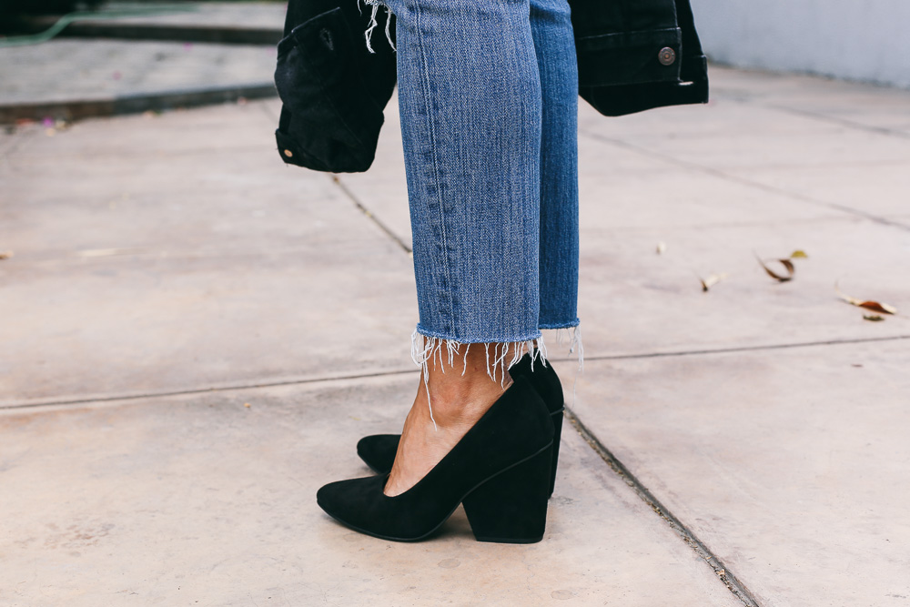 zapatos gamuza peru clutch