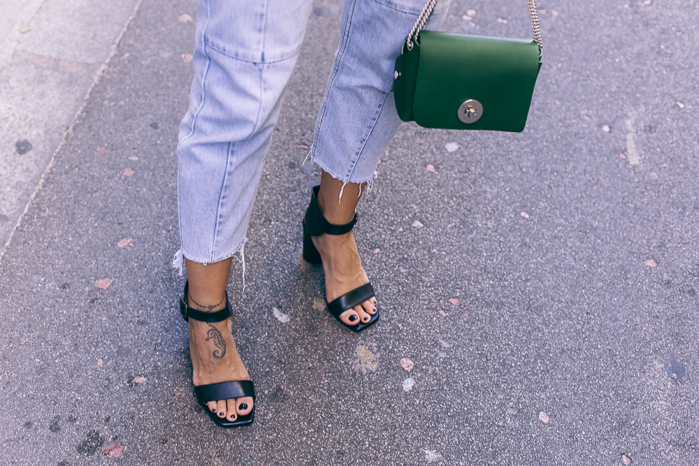 street style twist & tango sandals