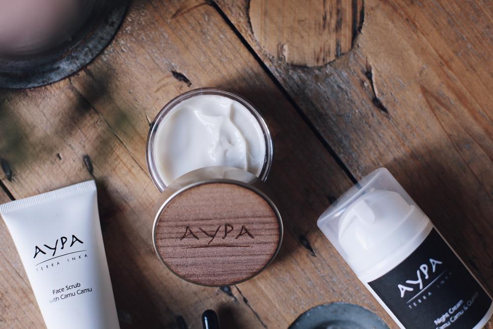 Aypa ofrece productos únicos que llevan la esencia andina
