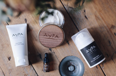Aypa marca de cosmética natural