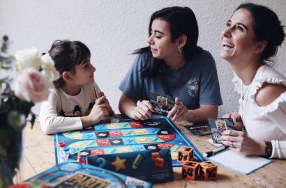 Tiempo en familia Juego de mesa Party & Co Family de Diset