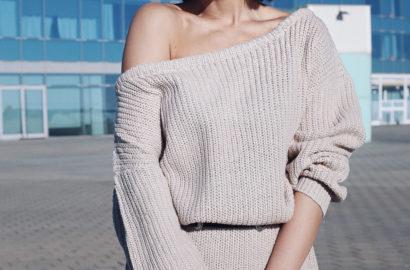 vestido invierno zalando