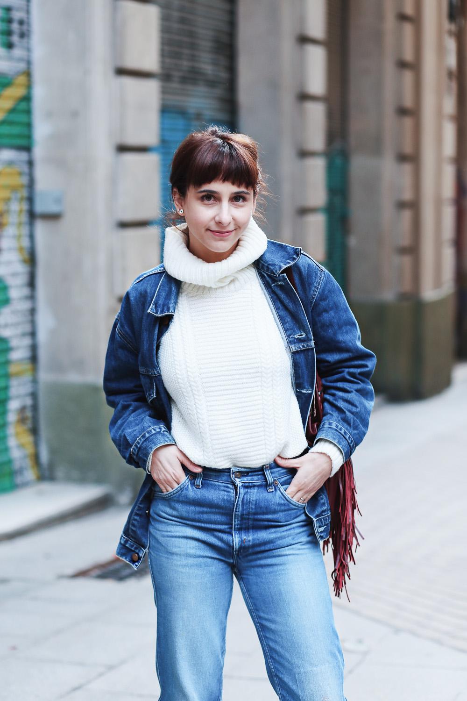 bloggers looks prendas segunda mano