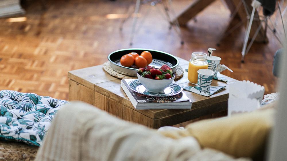 artículos para el hogar inspirados en la jardinería