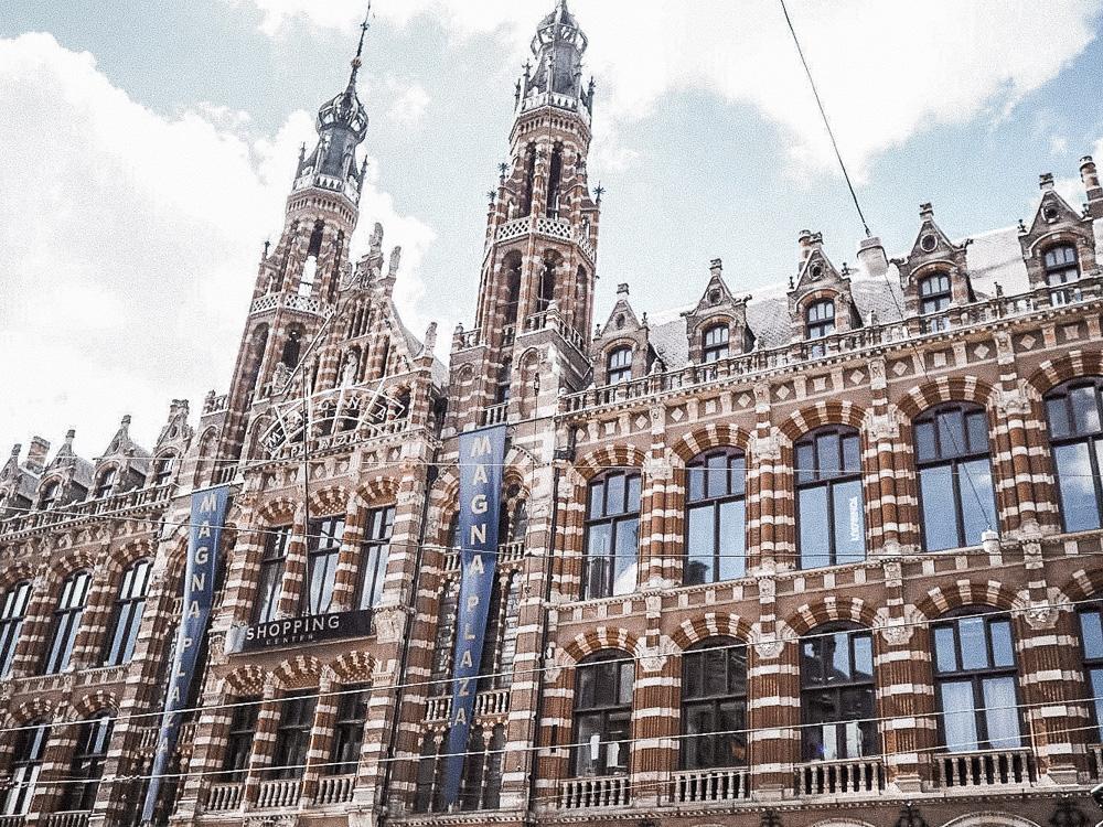 viaje a Amsterdam